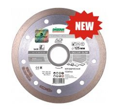 Алмазные диски 125*1,8*22,2мм диск отрезной алмазный DECOR SLIM DISTAR Крепика дом крепежных материалов