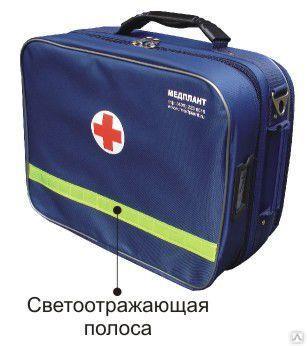 5832a8964b5c Сумка медицинская СМУ-01, цена в Краснодаре от компании Медтехника ...