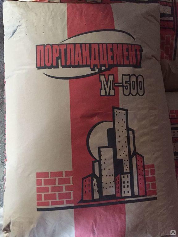 цемент м500 до характеристики